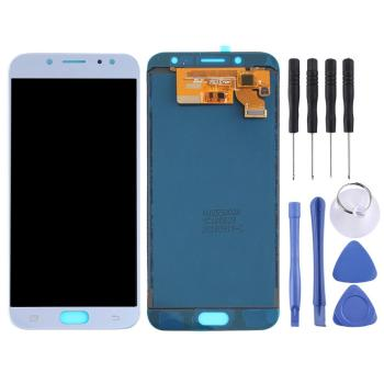 Replacement LCD Display for Samsung Galaxy J7 (2017), J730F/DS, J730FM LCD Screen and Digitizer Full Assembly TFT /Oled Material image