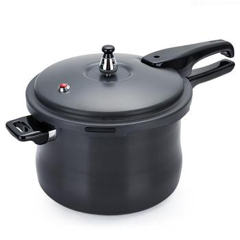 Home Use Gas Pressure Cooker Ultra Safe Anti Burst Design Large Capacity Thickened Aluminum Alloy Cooking Pot for 3-4 Persons