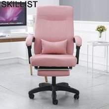 Stoel Office Meuble Study Taburete Fotel Biurowy Furniture Ordinateur Silla Gaming Cadeira Chaise De Bureau Gamer Computer Chair