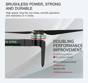 Image 3 - SG906 Pro Drone GPS 4K HD 2 Trục Chống Ổn Định Gimbal Camera 5G WIFI Không Chổi Than thẻ SD Phi Tiêu Chuyên Nghiệp RC