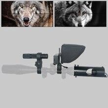 2020 מכירה לוהטת שדרוג חיצוני ציד אופטיקה Sight טקטי דיגיטלי אינפרא אדום ראיית לילה riflescope