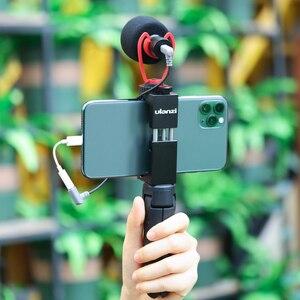 Image 4 - Ulanzi MT 10 Mini Treppiede per Dji Osmo Mobile 2 3 Giunto Cardanico Base Iphone Andriod Smartphone Fotocamere Reflex Digitali, Giunto Cardanico Accessori