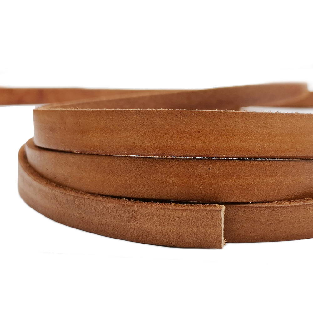 Natural Leather Strips