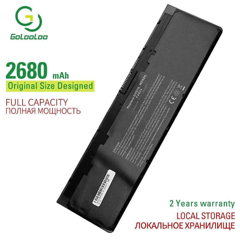 11.1v 52WH VFV59 W57CV GVD76 Laptop Battery For DELL Latitude E7240 E7250 Series451-BBFW 0W57CV VFV59 WD52H KWFFN 0WD52H J31N7