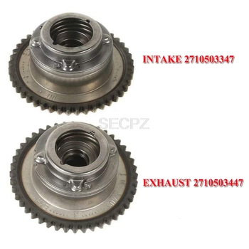 Exhaust or Intake Camshaft Adjuster Actuators For Mercedes W203 W204 C200 C250 SLK250 CGI 2710503347 2710503447