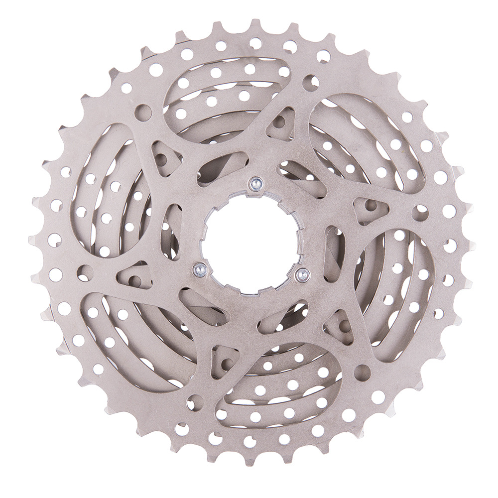 Mountain Bike Freewheel 9-speed 11T-<font><b>36T</b></font> Cassette Parts Cycling <font><b>Sprocket</b></font> image