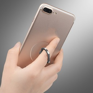Image 1 - かわいい漫画の携帯電話グリップブラケット電話拡大スタンド電話指リングホルダーのための電話 iphone x xs 8 xiaomi redmi