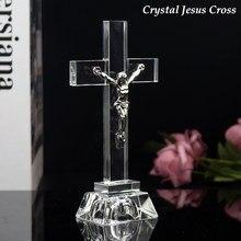 Statue de jésus-christ, veilleuse, décoration de l'église, Style religieux, décoration artisanale pour la maison