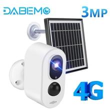 Wireless Camera Surveillance-Camera Sim-Card Solar-Powered Outdoor Battery PIR Security