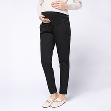 Maternity Pants Casual Clothes Summer Pregnancy Clothing for Pregnant Women Fashion black elastic force