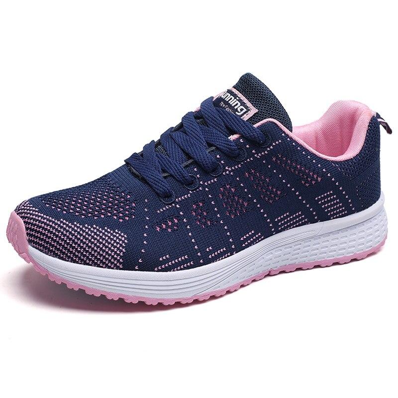 Blue Tenis shoes
