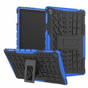 Прочный чехол противоударный жесткий силиконовый защитный чехол для телефона Huawei Mediapad T3 T5 M3 M5 Lite Pro 8 8,4 9,6 10 10,1 10,8 дюймов