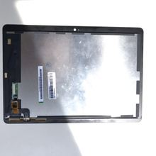 מגע מסך DIGITIZER עם תצוגת LCD הרכבה מלאה עבור HUAWEI T3 9.6 AGS L09/AGS W09