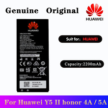 Original HuaWei Battery HB4342A1RBC For Huawei y5II Y5 II 2 Ascend 5+ Y6 honor 4A SCL-TL00 honor 5A LYO-L21 Phone batteria for huawei honor 5a lyo l21 y6 ii compact y5 ii y5ii card slots cash wallet pu leather phone cases book style coque cover
