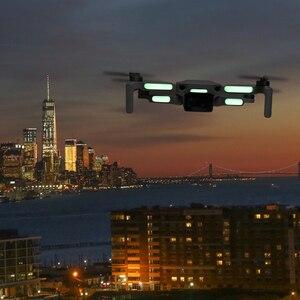 Image 5 - 2pcs פלורסנט מדבקה עבור Dji Mavic מיני זוהר מדבקות לילה אור Drone דקור Mavic מיני מדבקת אבזרים