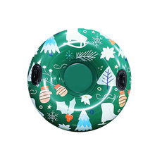 Ski-Ring Winter Inflatable And for Children Adults Wear-Resistant PVC Thickened Outdoor-Sports