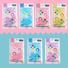 ABXY Key Sticker Joystick Button Thumb Stick Grip Cap Protective Cover For Nintendo Switch Joy con Controller Skin Colorful Case