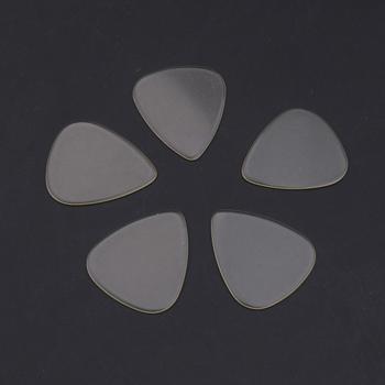 IRIN 2 sztuk 5 sztuk 10 sztuk 15 sztuk kostki do gitary 0 46mm grubości przezroczyste kostki do gitary dla Instrument muzyczny Guitarra Accessaries tanie i dobre opinie CN (pochodzenie) guitar picks plastic
