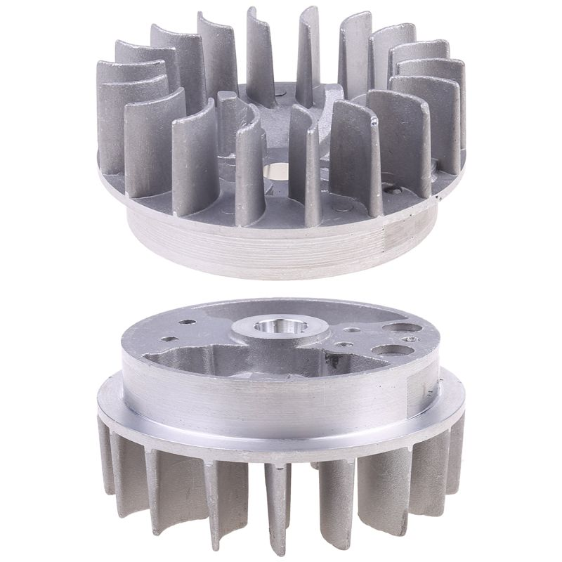 Flywheel Plate For 2 Stroke 49cc Mini Bike ATV Buggy Quad Mini Pocket Dirt Bike