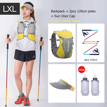 AONIJIE LXL Size Advanced 10L Backpack Hydration Pack Rucksa