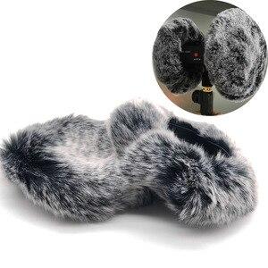 Image 1 - Mikrofon szyba przednia do nagrywarek 3DIO HeadRec do 3DIO wolna przestrzeń obuuszna mikrofon futro zewnętrzne do ASMR martwy kot Furry szyba