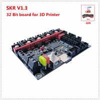 3D printer ARM 32-bit CPU motherboard BIGTREETECH SKR V1.3 control plate Smoothieboard Marlin 2.0 3d printer upgrade board