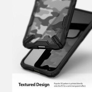 Image 3 - Чехол Ringke Fusion X для iPhone 11 Pro с усиленной амортизацией, прозрачный жесткий чехол из мягкого ТПУ с задней частью