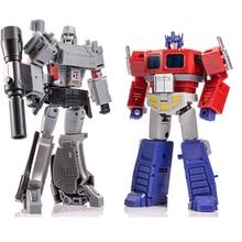 Jinbao sac à dos volant, Mini commandant OP en Transformation avec remorque, figurine daction, Robot, jouets et cadeaux
