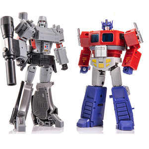 Image 1 - Transformation Mini OP Commander With Trailer Roller Flying Backpack Jinbao  MPP10 MPP10 B MPP10 Action Figure Robot Toys Gifts