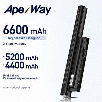 ApexWay батарея для Sony Vaio BPS26 VGP-BPL26 VGP-BPS26A vgp bps26 SVE17 VPC-CA VPC-CB VPC-EG VPC-EH 1711q1rw