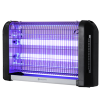 YUNLIGHTS Electric Bug Zapper 20W Bulbs 860sq.ft Coverage Indoor UV Light Fly Insect Killer Mosquito Trap with EU Plug