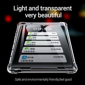 Image 2 - Чехол PZOZ для HuaWei M6, силиконовый ударопрочный прозрачный чехол из ТПУ для HuaWei M3 M5 8,4 10,8 M3 M5 lite 8,0 10,1, чехол для планшета