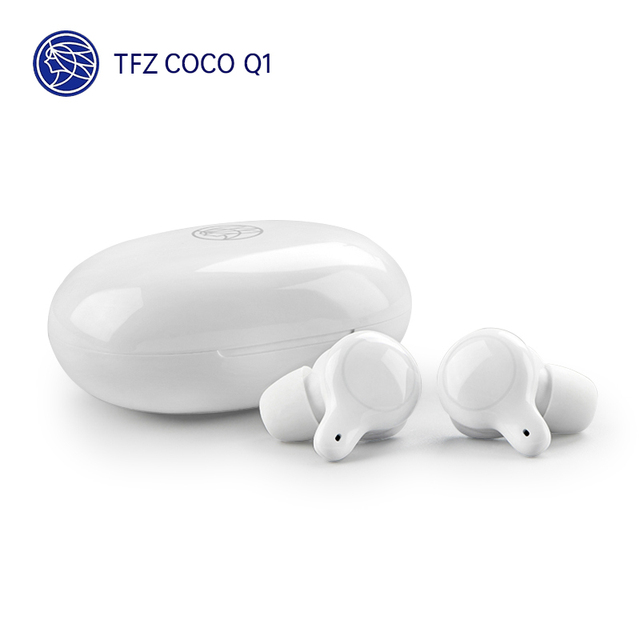 TFZ COCO Q1 TWS Bluetooth 5.0 Earphone Support AAC SBC Double Noise Reduction TFZ Q1 HiFi Wireless Earphone 1