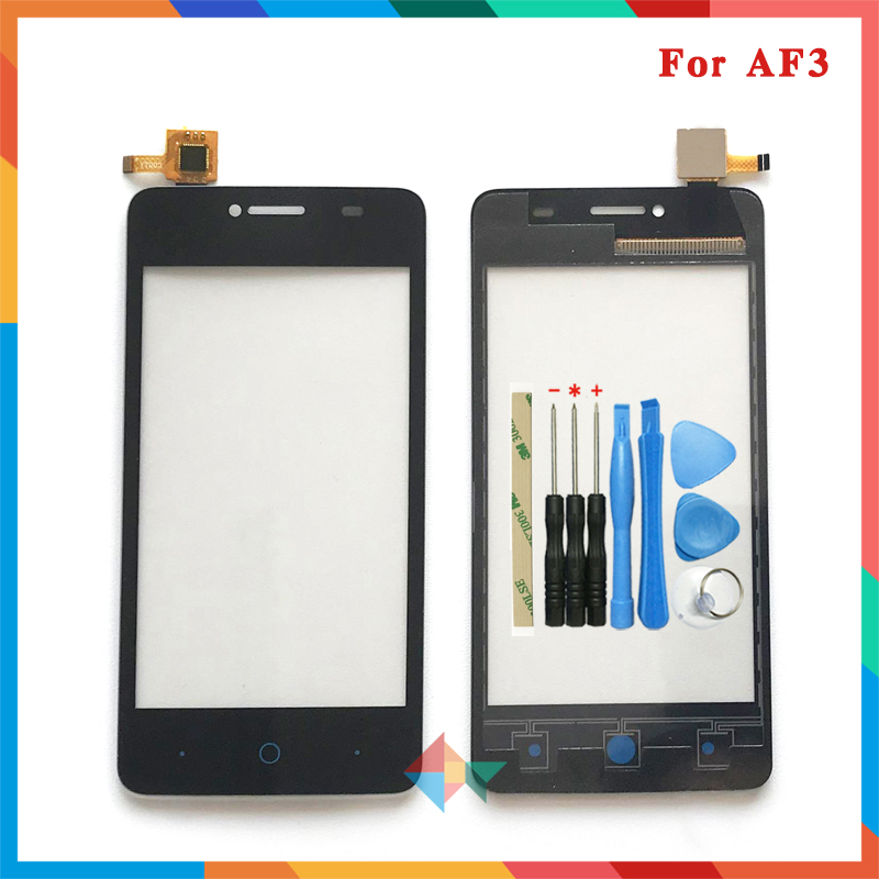 High Quality For ZTE Blade AF3 T221 A5 Pro Or For ZTE Blade GF3 T320 V831 Touch Screen Digitizer Front Glass Lens Sensor Panel