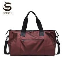 Nylon Waterproof Travel Bag Sports Bags Men/Women Handbags Tote Shoulder Crossbody Bag Duffle Multifunction Luggage Bags XA201M