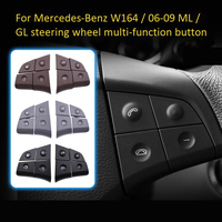 Car Multifunction Audio Button for Mercedes Benz W164 GL ML 2006 2009