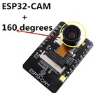 ESP32-CAM WiFi + Bluetooth Module Camera Module esp32 Development Board FT232RL FTDI with Camera Module OV2640 2MP 850NM