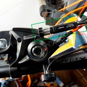 Image 5 - BOLLFIT Ebike czujnik hamulca hydraulicznego wspólne czujnik hamulca do Ebike odcięcie zasilania off kabel hamulcowy dla E zestaw do konwersji roweru