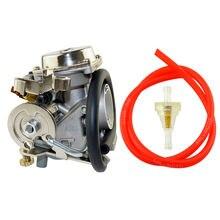 Мотоциклетный карбюратор топливный фильтр и масляная трубка