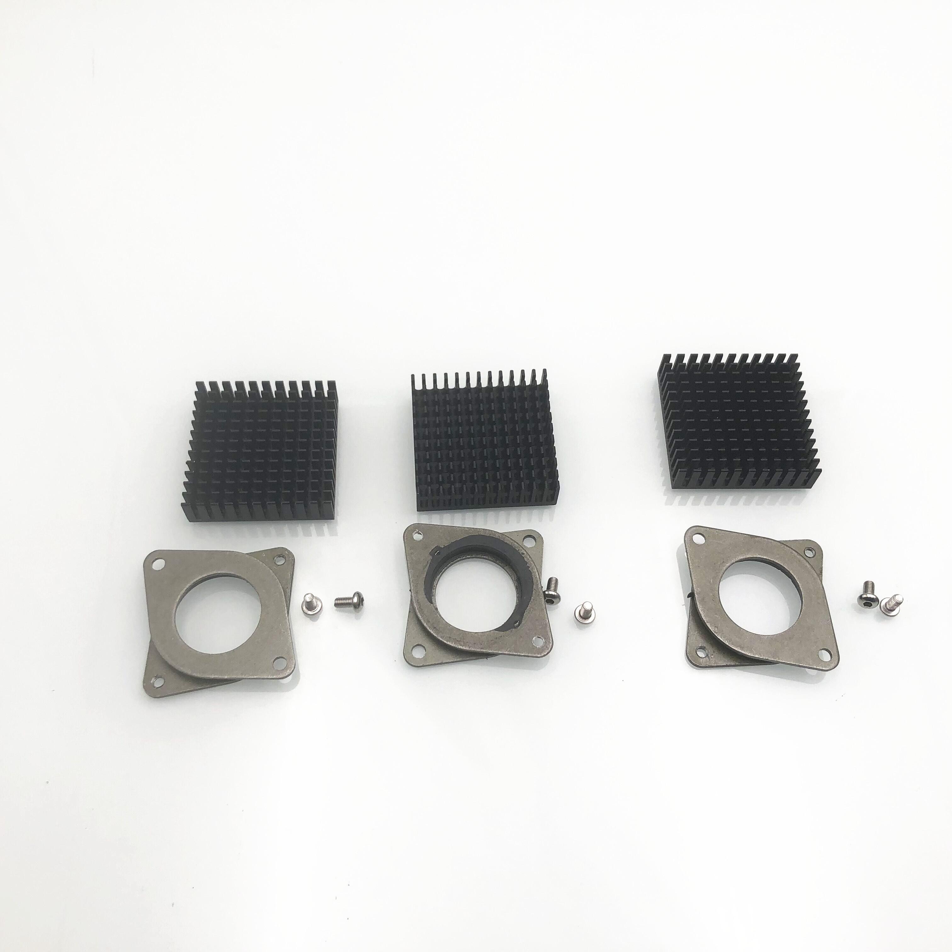Stepper Rubber Vibration Dampers With Screws For Creality CR-10 10S 3D Printer
