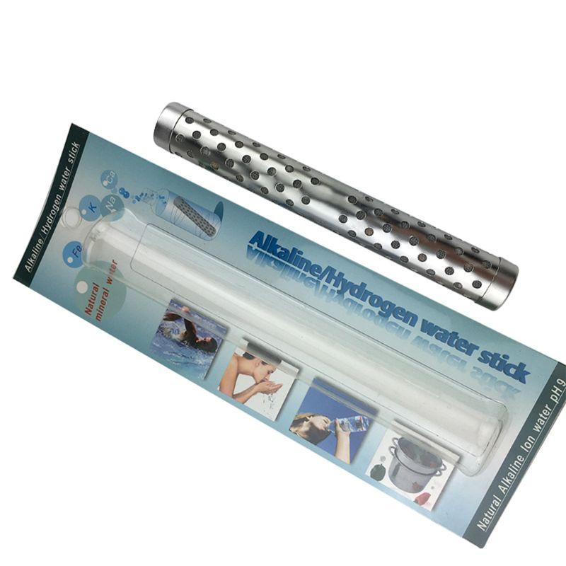 Stainless Steel PH Lonizer Negative Lon Alkaline Water Purfier Stick Energy Rod