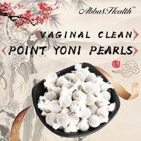 AbbasHealth китайские травяные женские вагинальные тампоны тампон с чистыми точками иони жемчуг женский гигиенический продукт тампон вагинальн...