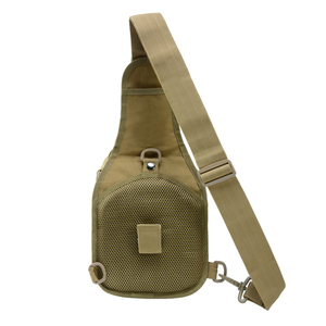 Image 2 - TIANHOO High quality Multifunctional chest bag leisure camouflage sports outdoor tactical shoulder bags