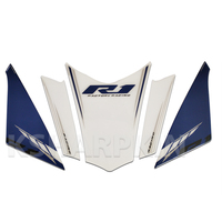 MTKRACING Tank pad Decals and Stickers For YAMAHA R1