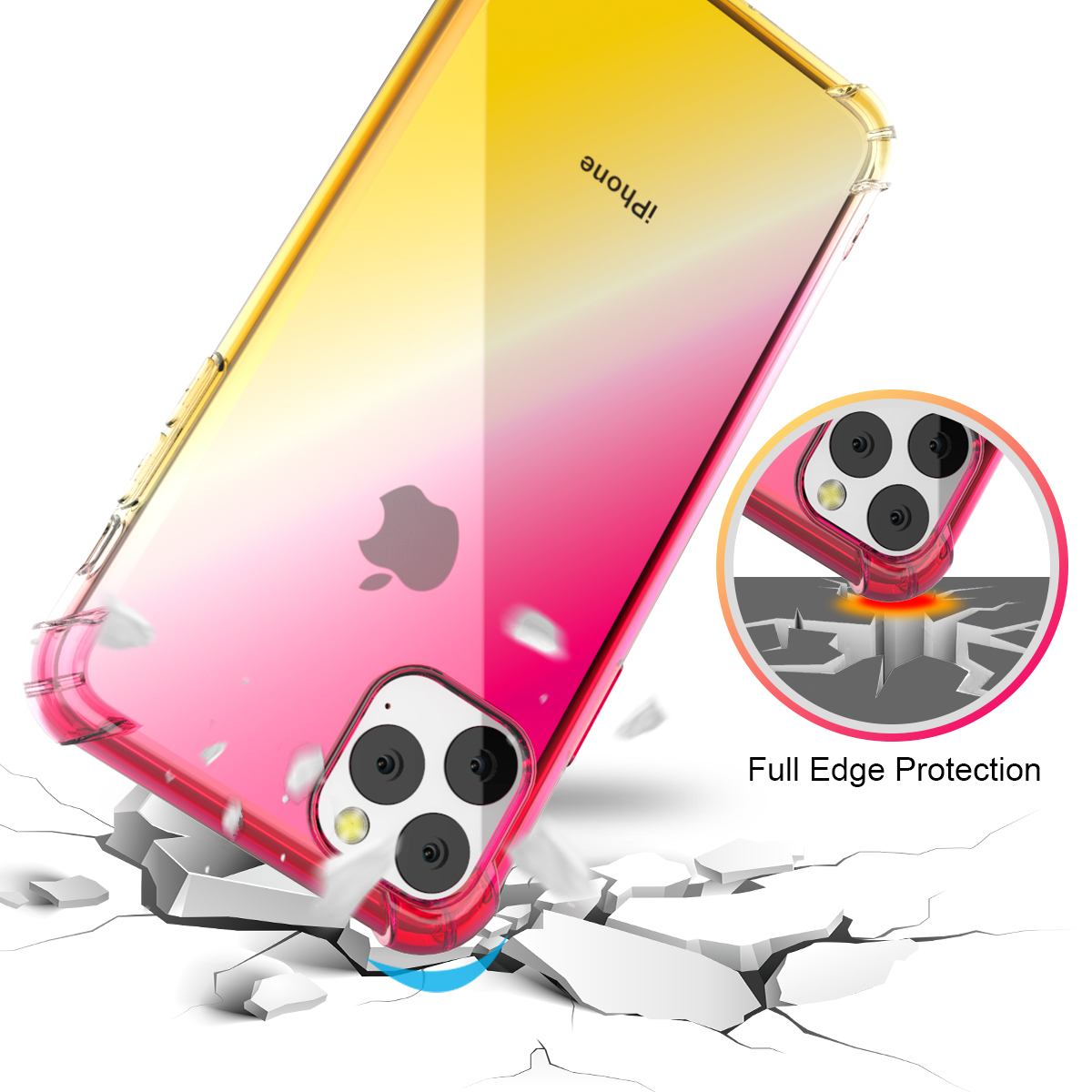 Gradient Soft TPU Case for iPhone 11/11 Pro/11 Pro Max 4