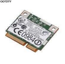 DW1520 Dual Band kablosuz AGN yarım MINI PCI-E BCM943224HMS WIFI kartı için DELL