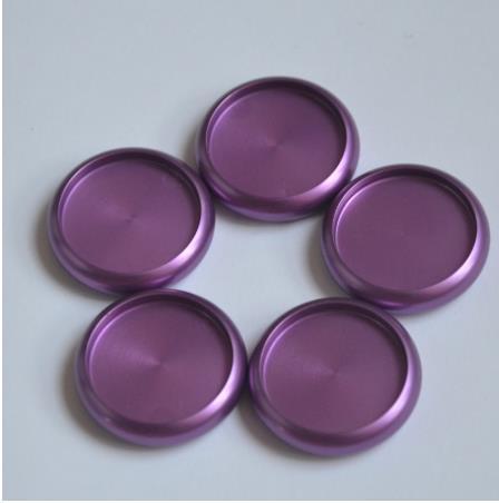 20pcs 24mm Book Binding Supplies A5 Binder Aluminum Binding Ring Buckle Mushroom Hole Binder With Metal Disc Disc Binding