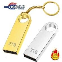 2 ТБ металлический USB флеш-накопители 2 ТБ флэш-накопитель USB 3,0 флэш-накопители флешки флэш-память USB накопитель u-диск