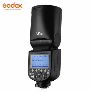 Image 3 - Godox V1 V1S/V1N/V1C/V1O/V1F ttlリチウムイオン丸頭カメラスピードライトニコン/ソニー/キヤノン/fujifilm/オリンパスw/xproトリガー