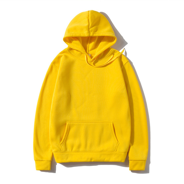 Color Match Hoodies
